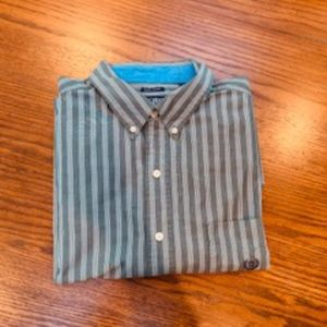 👔 Men's Chaps Long Sleeve Button Easy Care Shirt